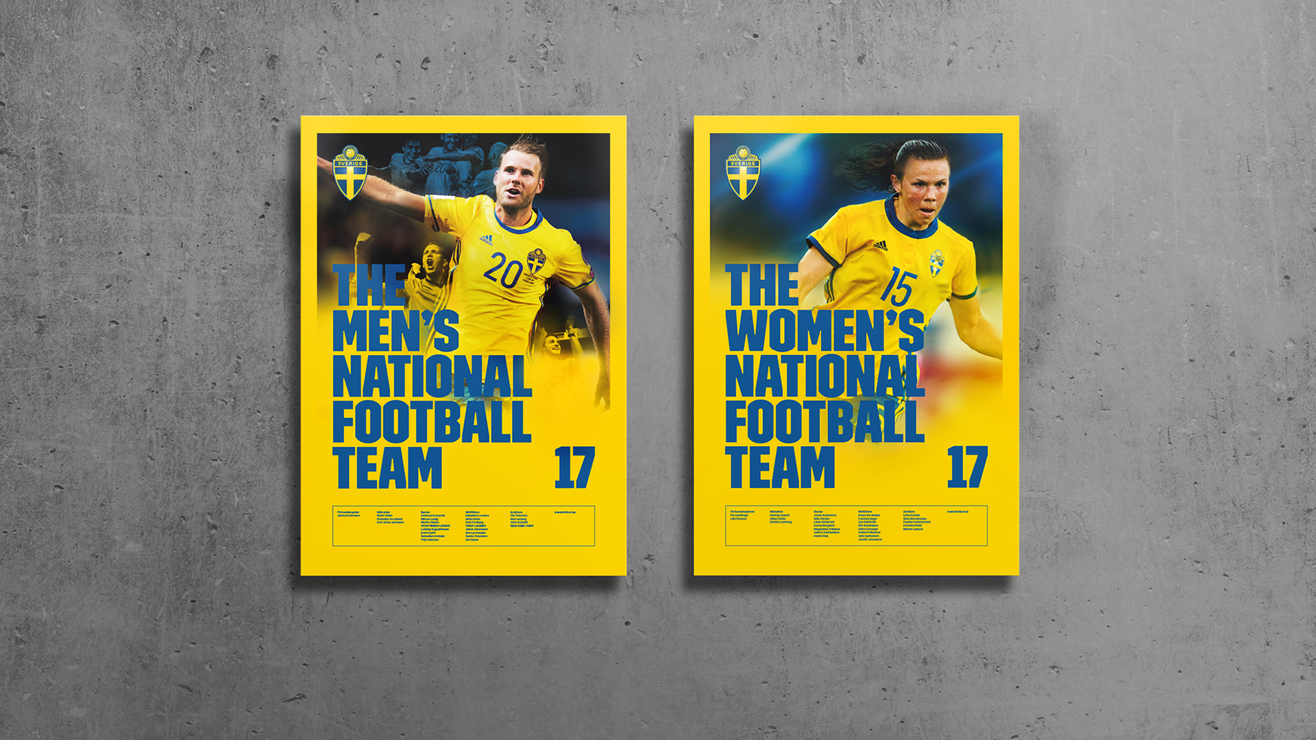 Swedish National Football Team