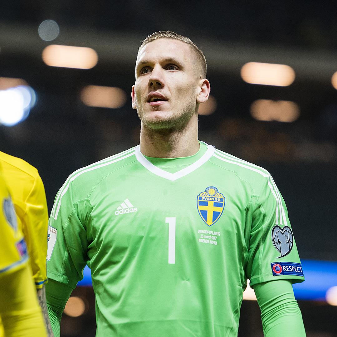 Fotboll, VM-kval, Sverige – Belarus