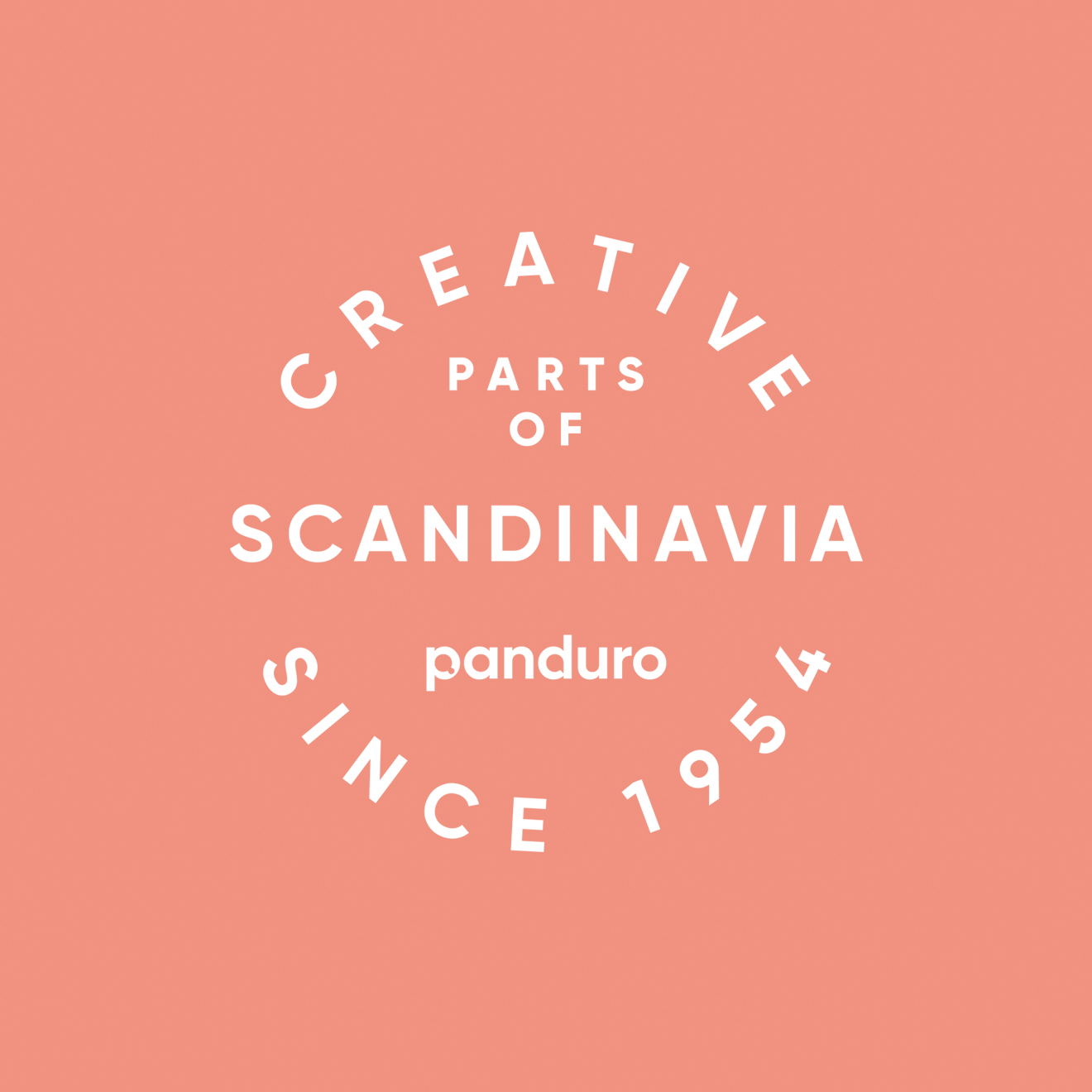 Creative parts of scandinavia