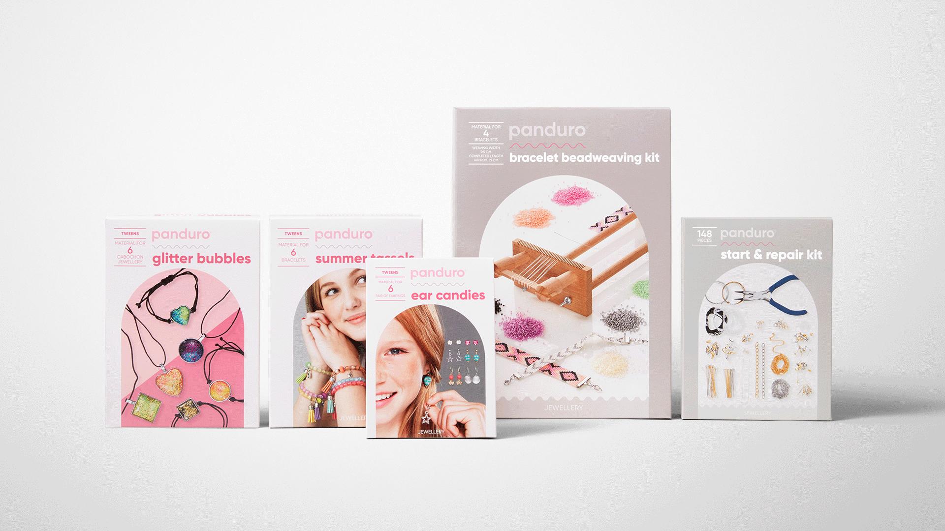 Panduro förpackning designs
