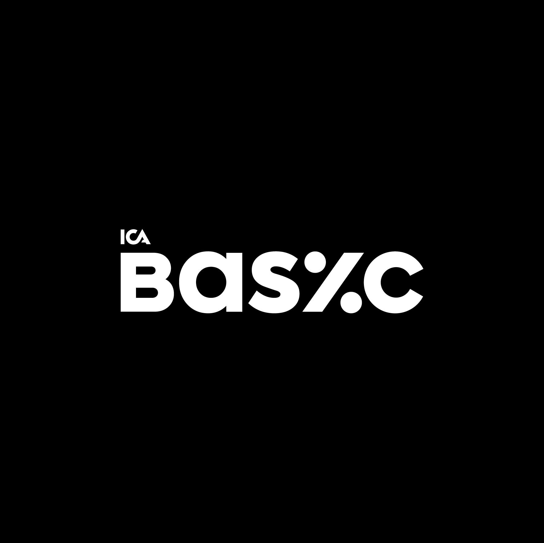 logo for ica basic