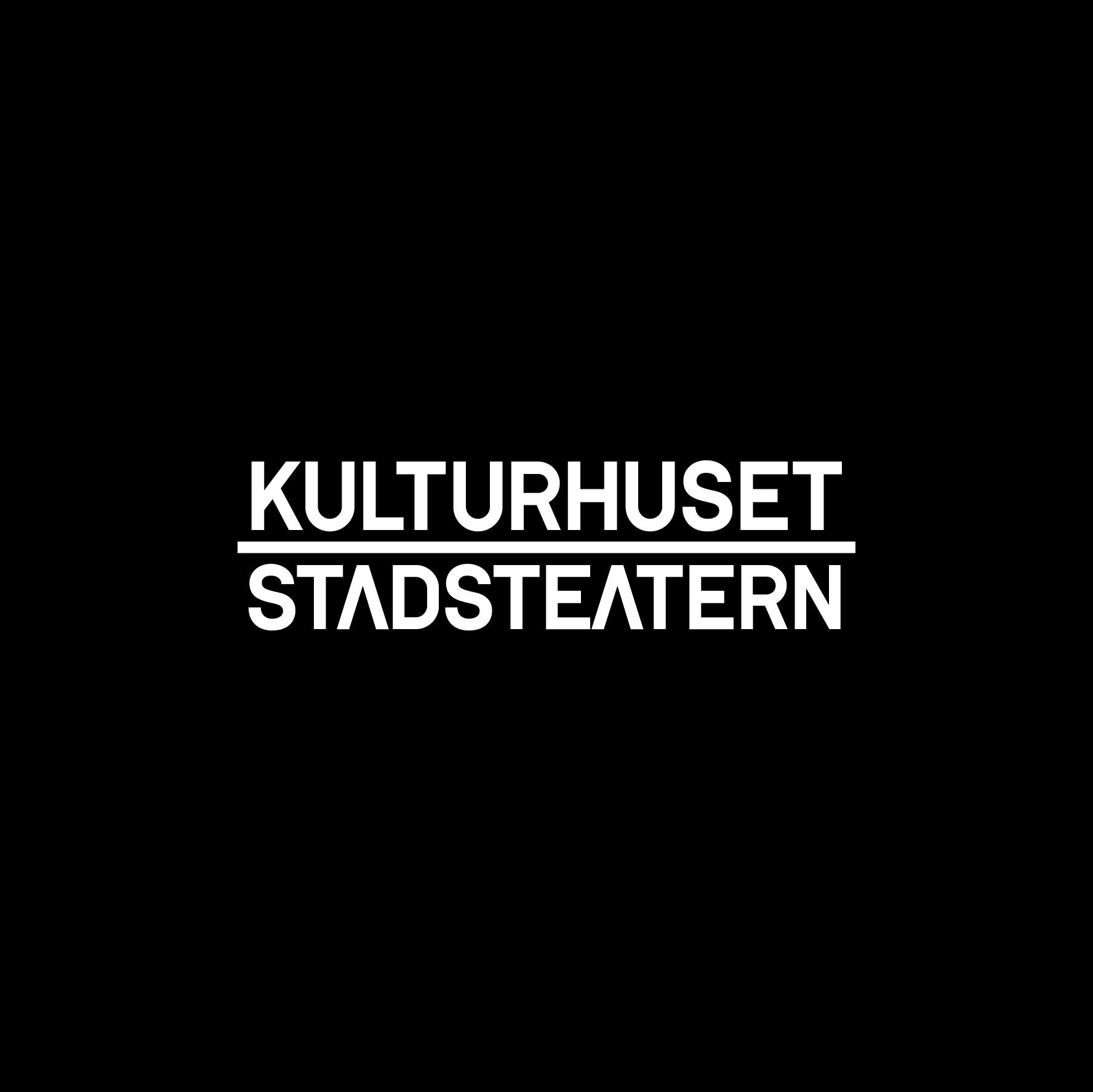 logo for Kulturhuset Stadsteatern