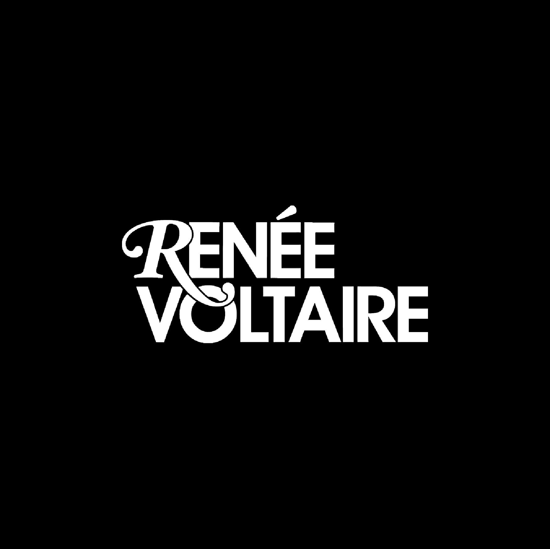 logo for Renée Voltaire