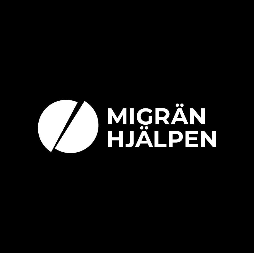 Migränhjälpen logo